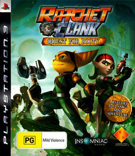 Ratchet & Clank: En Busca Del Tesoro + Dead Nation, Ps3. Dgt