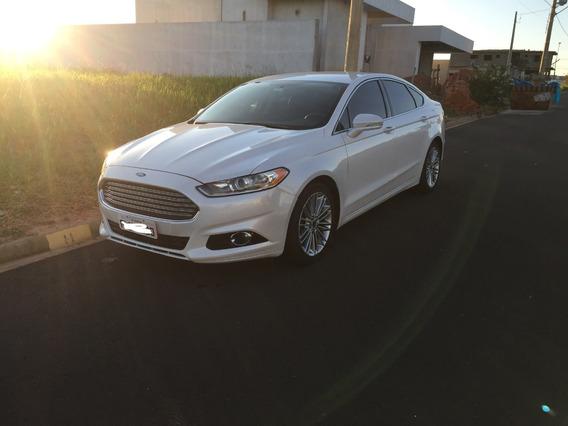 Ford Fusion 2.0 Fwd 2014 Branco