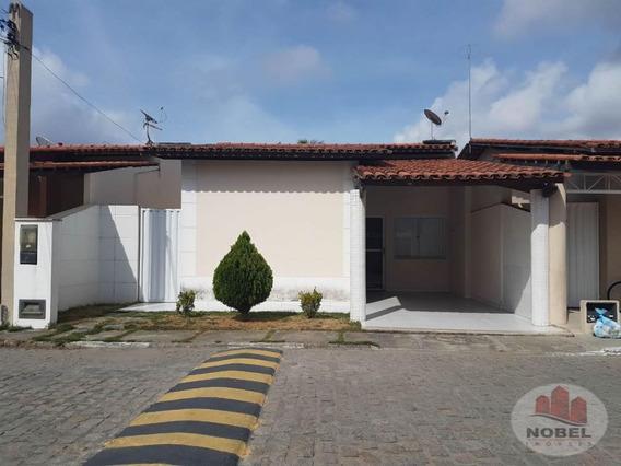 Casa Em Condomínio Com 02 Dormitório(s) Localizado(a) No Bairro Conceicao Em Feira De Santana / Feira De Santana - 2685