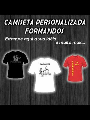 Personalização De Camisetas