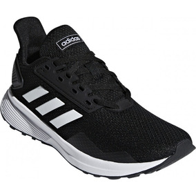 Tênis Infantil Running adidas Duramo 9 Bb7061 Preto E Branco
