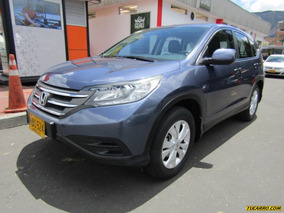 Honda Cr-v 2wd Lcx At 2.4