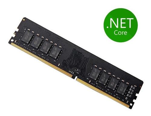 Imagem 1 de 2 de Memória Ram 16gb Ddr4 2400mhz Desktop - Netcore