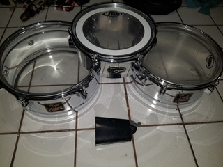 Timbales Lp Y Timbal Pacific (usadoa) 10 (5 Pzs)