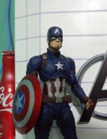 Capitão América Guerra Civil.