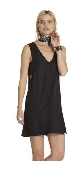 Vestido Element Else Dress Black Mujer