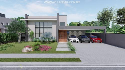 Lançamento Projeto 3 Suítes, Condomínio Alto Padrão Em Atibaia - Ca00945 - 68296427