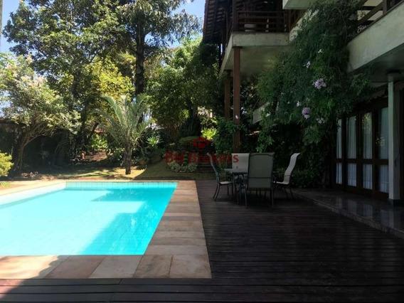 Casa De 6 Quartos, 600m² À Venda No Belvedere Por R$ 3.000.000 - 18710