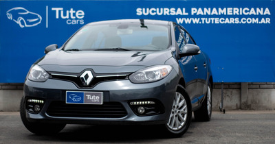 Renault Fluence 2.0 Luxe Pack Cvt C/gnc Fernando