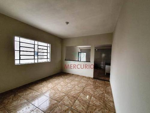Imagem 1 de 21 de Casa À Venda, 210 M² Por R$ 450.000,00 - Jardim Bela Vista - Bauru/sp - Ca3221