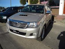 Toyota Hilux 2012 Doble Cabina 4x2 Srv Linea Nueva