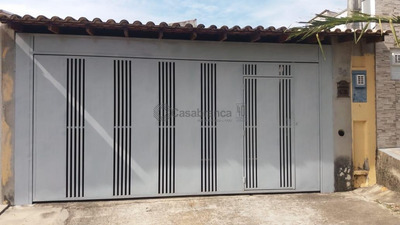 Casa Com 2 Dormitórios À Venda, 132 M² Por R$ 320.000 - Jardim Residencial Villa Amato - Sorocaba/sp - Ca6024
