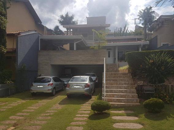 Casa Com 3 Dormitórios À Venda, 266 M² Por R$ 1.390.000,00 - Jardim Paiquerê - Valinhos/sp - Ca11616