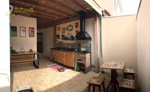 Imagem 1 de 30 de Casa À Venda, 165 M² Por R$ 550.000,00 - Condomínio Santa Maria - Itu/sp - Ca1606