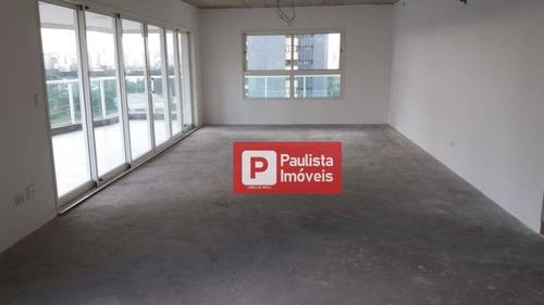 Apartamento Novo E Sofisticado Próximo Ao Parque Do Ibrirapuera - Ap19195