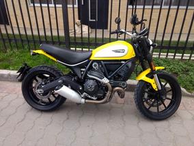 Ducati, Scrambler Icon 800 2017