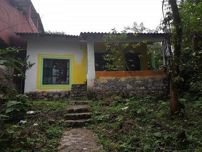 Cabaña Rustica En Cuetzalan, Puebla