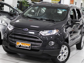 Ford Ecosport Titanium 1.6 16v Flex Manual 2013