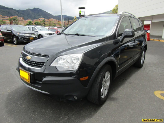 Chevrolet Captiva Sport 2.4 At Full Equipo