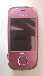Celular Nokia 7230-1c Sucata Ref: X18