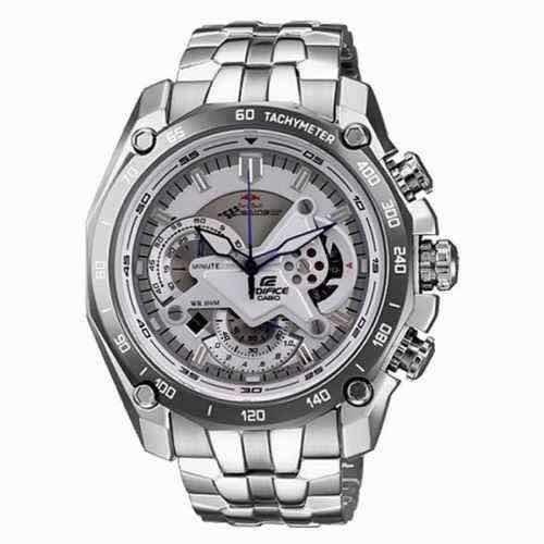 Relógio Casio Edifice Red Bull Ef-550rbsp Fundo Branco