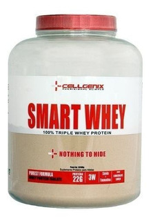 Smart Whey Triple Whey 1814g - Cellgenix