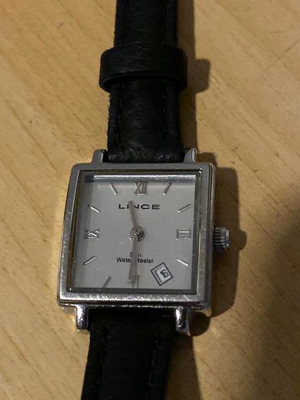 Relógio Lince - Raro Importado - Feminino 3º Idade