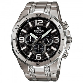 Relógio Casio Efr-538zd-1avdf Masculino Prata - Refinado