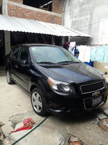 Chevrolet Aveo 1.6 Ltz Mt Sedán 2016