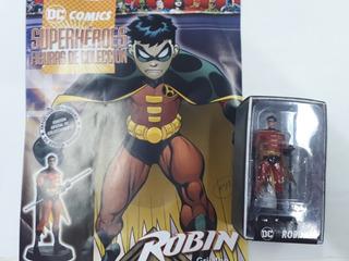 Dc Colecc Superheroes N° 13 Robin C/fasciculo Sin Abrir