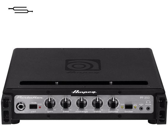 Amplificador Cabezal Para Bajo Ampeg Pf350 350 Watts Envio