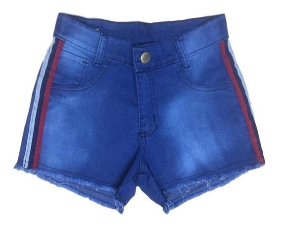 10 Shorts Jeans Feminino Atacado Hot Pants Cintura Alta Top