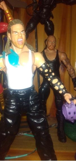 Jeff Hardy Figura Wwe Jakks Pacific 10th Anniversary