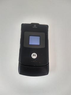 Celular V3 Black Usado Frete Gratis Usado