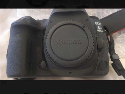 Canon Eos 5d Mark Iv Sólo Cuerpo 4k 30mp Comonueva Remató