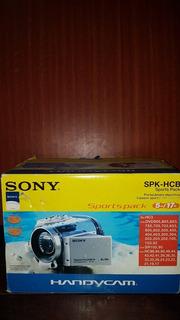 Estanco Sony Modelo Spk Hcb Para Filmadora Handycam.