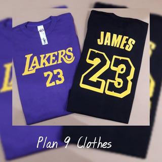 Remeras Los Angeles Lakers Lebron James Nba