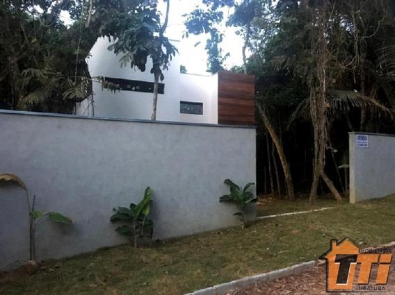 Linda Casa Com Vista Para O Mar Na Ponta Grossa - 22333