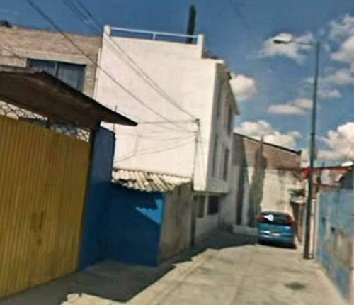 Casa En Venta En Av. Central, Tepalcates, Iztapalapa
