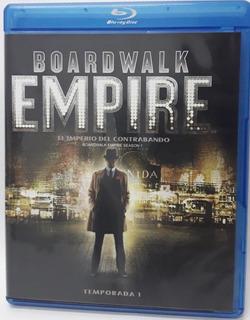 Blu-ray Boardwalk Empire Temporada 1 5 Cds