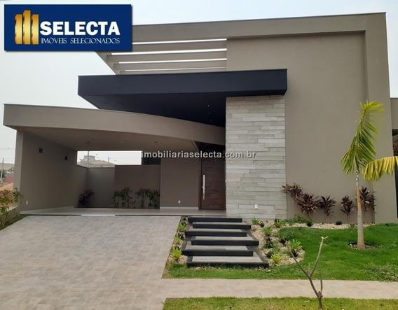 Casa Condomínio 3 Quartos Para Venda No Condomínio Damha Vi Em São José Do Rio Preto - Sp - Ccd3960