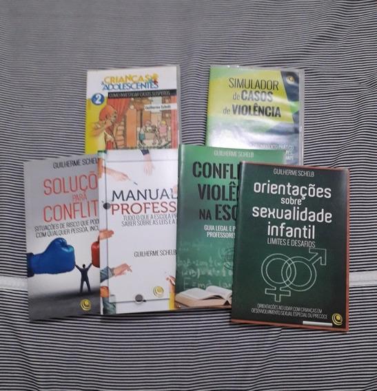 Kit Manual Do Professor Guilherme Schelb