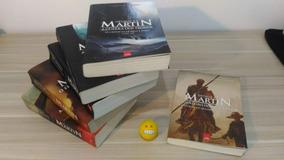 As Crônicas De Gelo E Fogo (box 6 Livros)