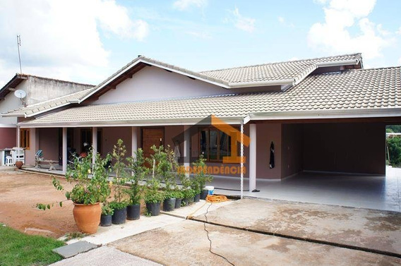 Chácara Residencial À Venda, Jardim Leonor, Itatiba. - Ch0004