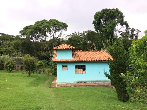 Imagem 1 de 11 de Chacara Antes Do Centro De Ibiuna Cod:597