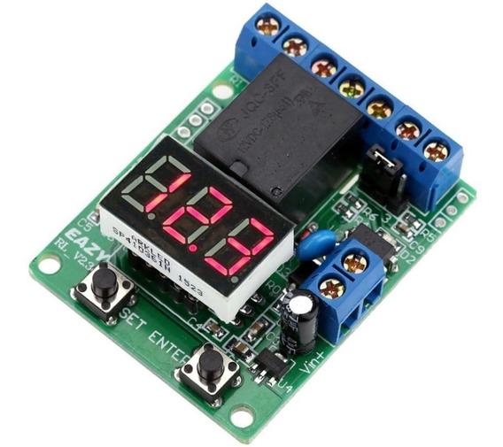 Placa Controladora Sistema Solar Automático Bateria Relé