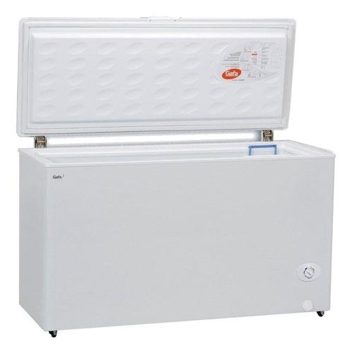 Freezer horizontal Gafa Eternity XL410AB blanco 399L 220V
