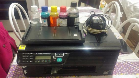 Impressora Hp Officejet. 4500 Descktop