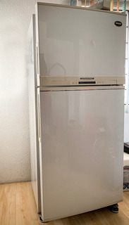 Refrigerador Daewoo Fr-510 Desperfecto En Compresor