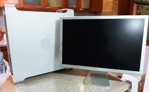 Imagen 1 de 8 de Mac Pro 3.1 /2008 + Monitor Apple Cinema Hd 23